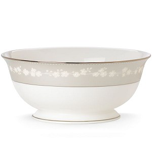 Lenox  BELLINA DW SERVING BOWL 8.5 d,56 oz