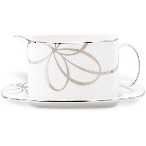 Kate Spade BELLE BLVD DW SAUCEBOAT & STAND