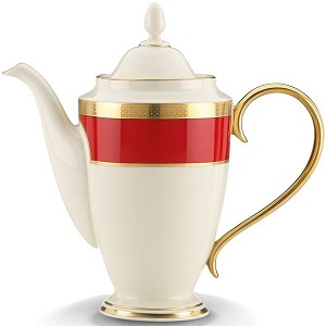 Lenox  EMBASSY DW COFFEE POT 48 oz