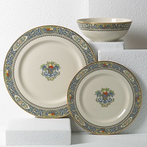 Lenox  AUTUMN DW 3 PPS BOXED 6.0 d,6 oz.