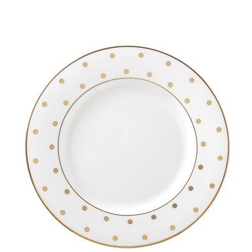 Kate Spade LARABEE ROAD GOLD DW SALAD PLATE