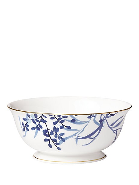 Kate Spade BIRCH WAY INDIGO DW SERVING BOWL