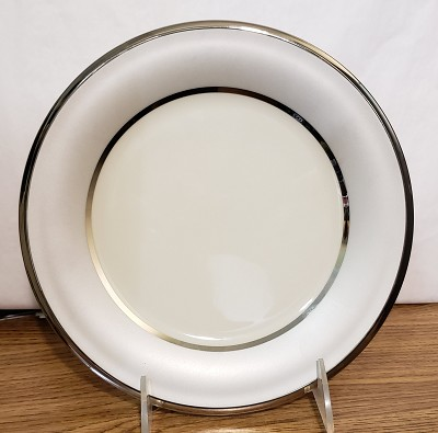 Lenox Ivory Frost Salad Plate