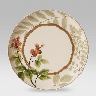 Noritake Berries And Brambles Accent Plate,9 IN