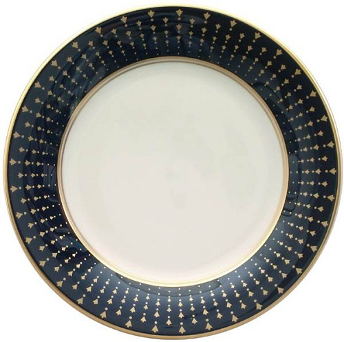 Pickard Galaxy Ivory Dinner Plate