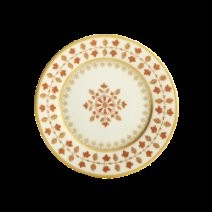 Robert Haviland MATIGNON RUST Bread and Butter Plate