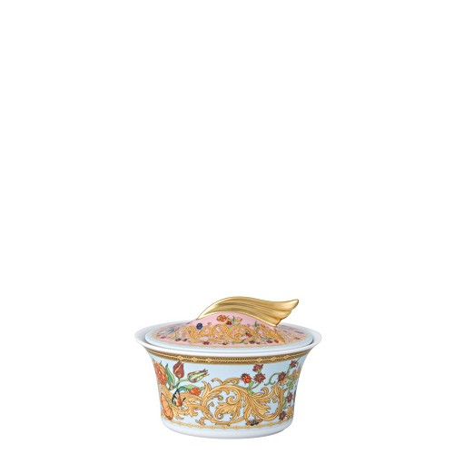 Versace Butterfly Garden Sugar Bowl Covered