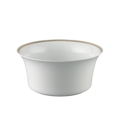 Versace Medusa D'Or Vegetable Bowl Open