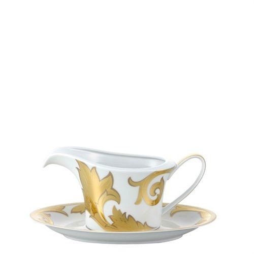 Versace Arabesque Gold Sauce Boat