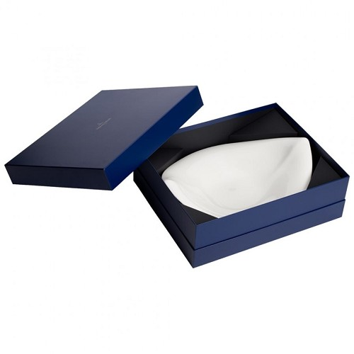 Villeroy and Boch Classic Gifts White Centerpiece Bowl : Gift Boxed