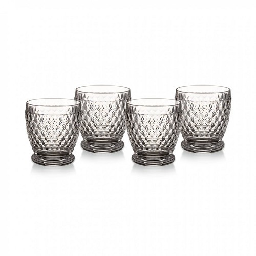 Villeroy and Boch Boston Double Old Fashioned : Set of 4